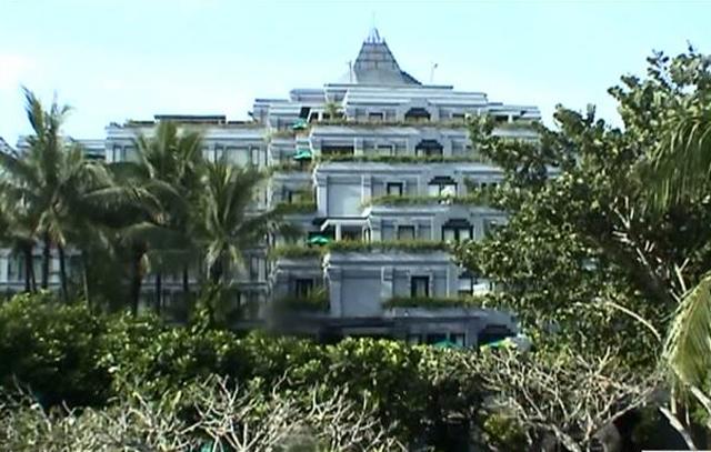 ジョグジャカルタ ホテル